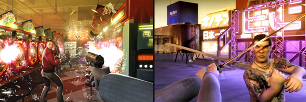 Red steel tel que pr�sent� par Ubisoft
